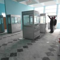 Installation of the new Islamic Museum in Ghazni, 2013 ©Ajmal Yar 2013