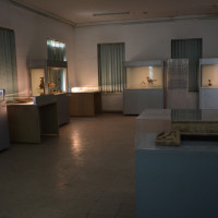 Islamic galleries at the Kabul National Museum, 2013 ©IsIAO archives Ghazni/Tapa Sardar Project 2014