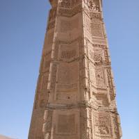 Minaret of Bahram Shah, 2004 ©IsIAO archives Ghazni/Tapa Sardar Project 2014