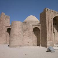 Mausoleum of 'Abd al-Razzaq in Rawza, 2004 ©IsIAO archives Ghazni/Tapa Sardar Project 2014