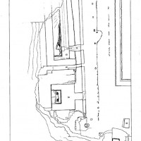 Ground plan of the chapels of the north-east side (Dep. CS 6142)