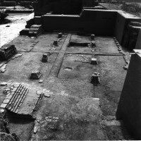 Prayer hall, 1962 ©Italian Archaeological Mission in Afghanistan