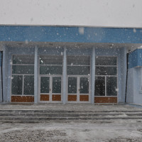 Entrance of the new Islamic Museum in Ghazni, 2013 ©IsIAO archives Ghazni/Tapa Sardar Project 2014