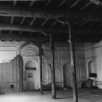 Arg, Masjid Abu'l-Fath, winter mosque, 1960s ©IsIAO archives Ghazni/Tapa Sardar Project 2014