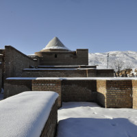 Ziyara of Ibrahim, view from south, 2013 ©Italian Archaeological Mission in Afghanistan