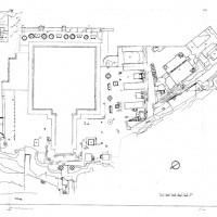General ground plan of the site (Dep. CS 4010-f)