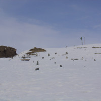 Cemeteries in Bahlul, north-east of the citadel of Ghazni, 2005 ©IsIAO archives Ghazni/Tapa Sardar Project 2014
