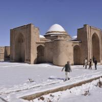 Mausoleum of 'Abd al-Razzaq in Rawza, 2013 ©IsIAO archives Ghazni/Tapa Sardar Project 2014
