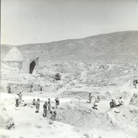 View from south, 1960 ©Italian Archaeological Mission in Afghanistan