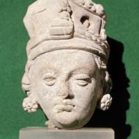 Head of a young god, presumably the vedic Shakra - TS 1600