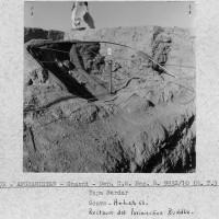1972 - Restoration of the parinirvana Buddha in Chapel 63 (R 9932-10)