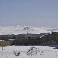 View of Tapa Sardar from the mausoleum of 'Abd al-Razzaq in Rawza, 2013 ©IsIAO archives Ghazni/Tapa Sardar Project 2014